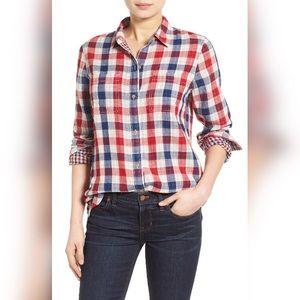 Madewell | 'Ex-Boyfriend - Emmett Plaid' Shirt
